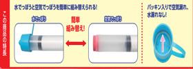 空気と水 ベーシック型特徴